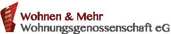 Wohnen und Mehr Wohnungsgenossenschaft eG Logo
